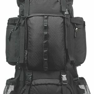 75L Internal Frame Hiking Backpack w/ Rainfly by Amazon Basics, Brand New, Never Used for Sale in Midway, GA