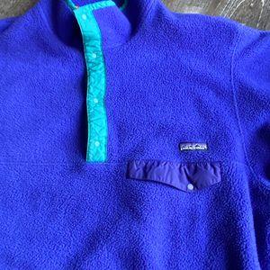 Vintage Patagonia Synchilla Fleece Pullover (size XL) for Sale in Turlock, CA
