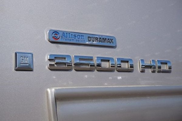 2009 GMC Sierra 3500HD
