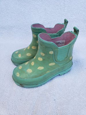 Rain boots kids size 7/8 for Sale in Federal Way, WA