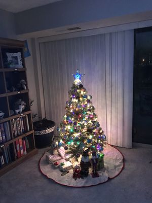 4.5 feet Christmas tree for Sale in Annandale, VA