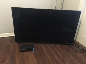 Philips 55 inch smart tv. Remote included for Sale in Reading, PA