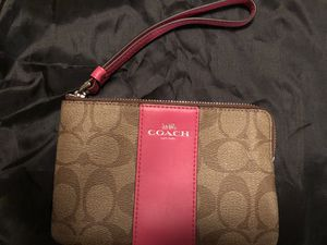 Coach Wristlet for Sale in North Chesterfield, VA