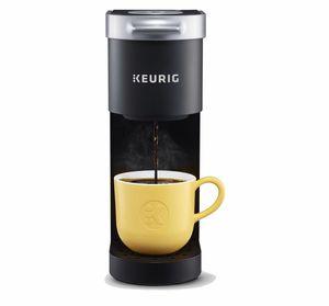 Keurig K-Mini Single Serve Coffee Maker in Matte Black for Sale in Sun City Center, FL
