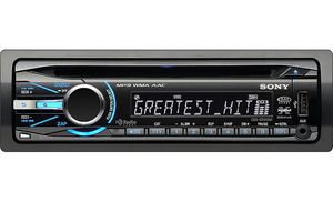 Sony Xplode Bluetooth/CD/MP3/ FM/AM. CAR AUDIO PLAYER COMES WITH REMOTE ALSO THE FACE OF THE SYSTEM IS REMOVABLE AND COMES WITH A CARRIER for Sale in Ashland, KY