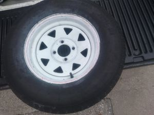 Trailer tire. for Sale in Brandon, FL