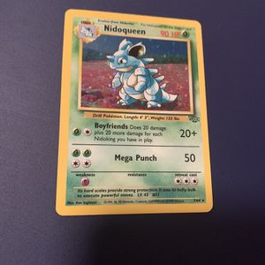 Nidoqueen In Great Condition for Sale in Fremont, CA