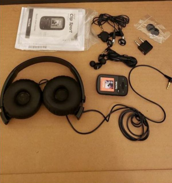 Sony Headphones,Earphones, and Clip Sport audífonos