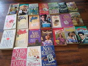 Nora Roberts books for Sale in Peoria, AZ