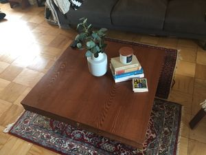 Mid Century Style IKEA storage coffee table for Sale in Washington, DC