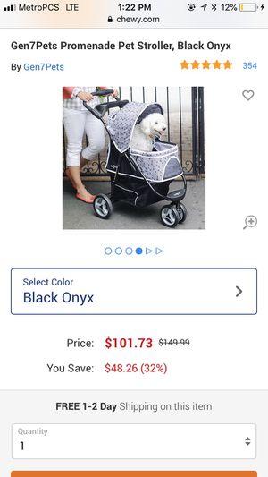 Dog stroller for Sale in Lawrenceville, GA