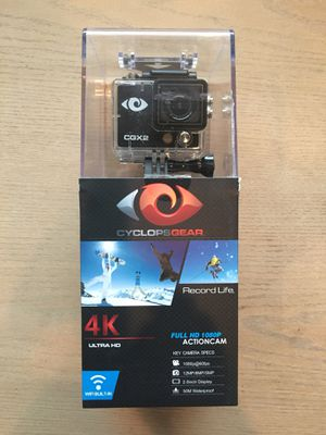 CGX2 Full HD 1080P Action cam for Sale in Fredonia, KS