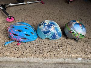Toddler/kids bike helmet $5 each for Sale in Sunrise, FL