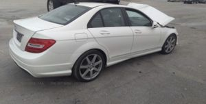 2013 Mercedes c250 parting out for Sale in Houston, TX