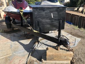 Jetski trailer for Sale in Spring Valley, CA