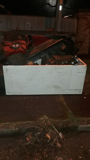 Free metal copper wire large truck brass radiators an a few large diesel an car cat converters for Sale in Federal Way, WA