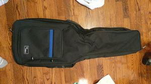 Guitar gig bag Airline brand - great quality - electric guitar - barely used for Sale in Greenville, NC