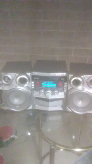 Jvc stereo bass system for Sale in Columbus, OH