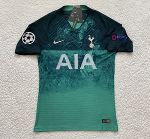 Harry Kane Tottenham Hotspur Soccer Jersey - Brand New - Men's - Nike Vaporknit 2018 / 2019 Champions League Green Soccer Jersey - Size S and M for Sale in Chicago, IL