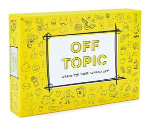 Off Topic Adult Party Game - Fun Board and Card Game for Group Game Night for Sale in Queens, NY