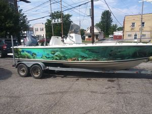 1998 21ft Center Console 150hp Yamaha for Sale in Parma, OH