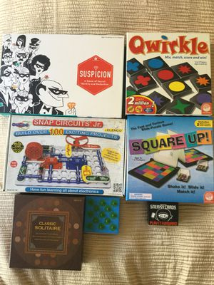 GAMES / URGENT MOVING SALE for Sale in Queens, NY