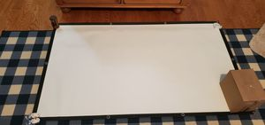 """Projector Screen (56"""" x 34"""" in) for Sale in New York, NY"""