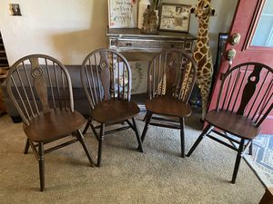 Four vintage chairs for Sale in Hemet, CA