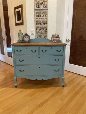 Stunning Coastal Inspired Antique Dresser for Sale in Melbourne Beach, FL