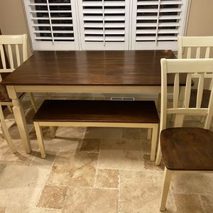 Farmhouse Kitchen Table for Sale in Littleton, CO