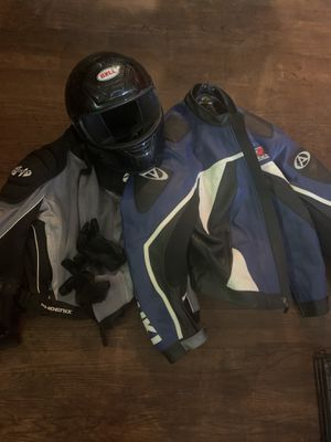 His and hers motorcycle jackets bundle for Sale in Fort Washington, MD