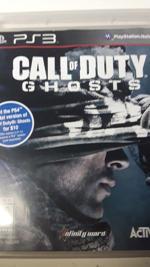 Call of duty ghosts for Sale in San Antonio, TX