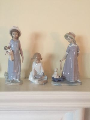 Lladro figurines for Sale in Los Angeles, CA