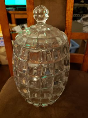 Vintage beautiful Pineapple candy dish for Sale in Stow, OH