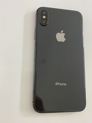 iPhone X space gray (64gb) broken screen UNLOCKED for Sale in Hollywood, FL