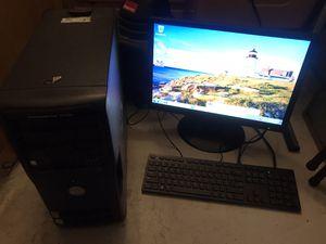 Dell desktop Dimension 3100 for Sale in Boca Raton, FL
