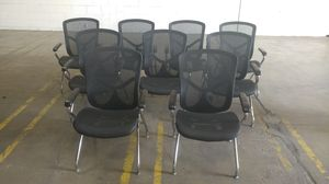 Eurotech waiting room chairs for Sale in Columbus, OH