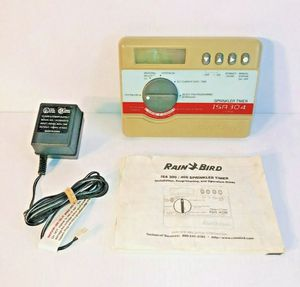 Rain Bird ISA 304 Four Station Sprinkler Timer with Power Cord and No Manual Included for Sale in Del Sur, CA