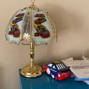 Jeff Gordon Lamp And Many More JG Items for Sale in Phoenix, AZ