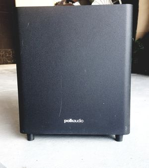 Polkaudio pswi-8m subwoofer for Sale in Fresno, CA