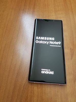 Samsung galaxy note 9 for Sale in Chicago, IL