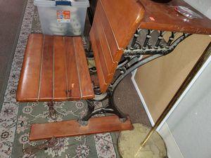 Antique school desk for Sale in Rialto, CA