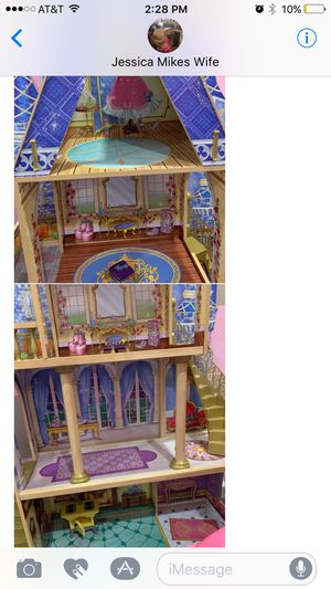 Cinderella castle for Sale in Akron, OH