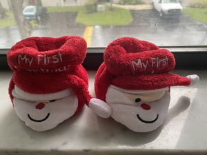 Christmas Baby booties for Sale in Miami, FL