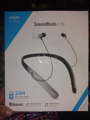 ANKER SOUNDBUDS for Sale in Glendale, AZ