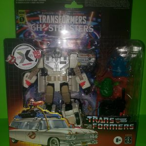 TRANSFORMERS GHOSTBUSTERS ECTRON ECTO 1 for Sale in La Puente, CA