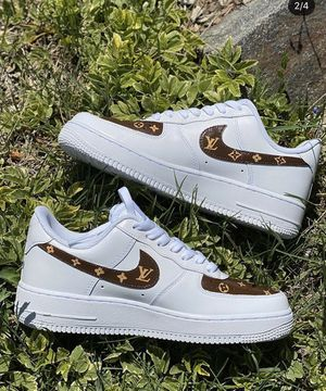 Custom Louis Vuitton Air Forces size 7 for Sale in Denver, CO