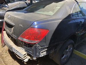 2005 Acura RL Parting Out / For Parts for Sale in Sacramento, CA