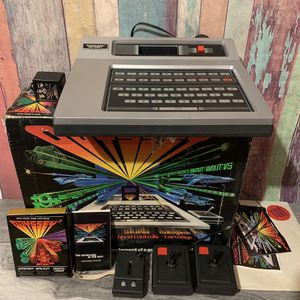 Vintage Magnavox Odyssey 2 Computer Game Console & 1 game in Original Box, untested for Sale in Fresno, CA