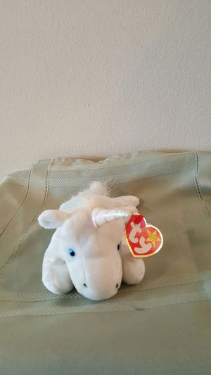 Ty Beanie Baby, Mystic, Retired and VERY RARE!!! Miss tagged Error 1993-1994 for Sale in Des Moines, IA